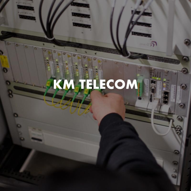 PARKPARK Erhverv - Cases - KM Telecom