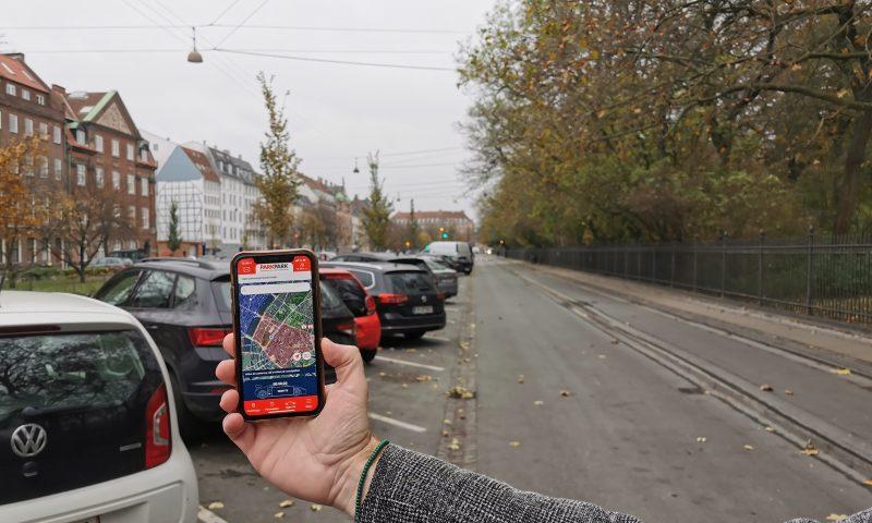 """Nyheder - """"PARKPARK er Danmarks billigste parkeringsapp"""""""
