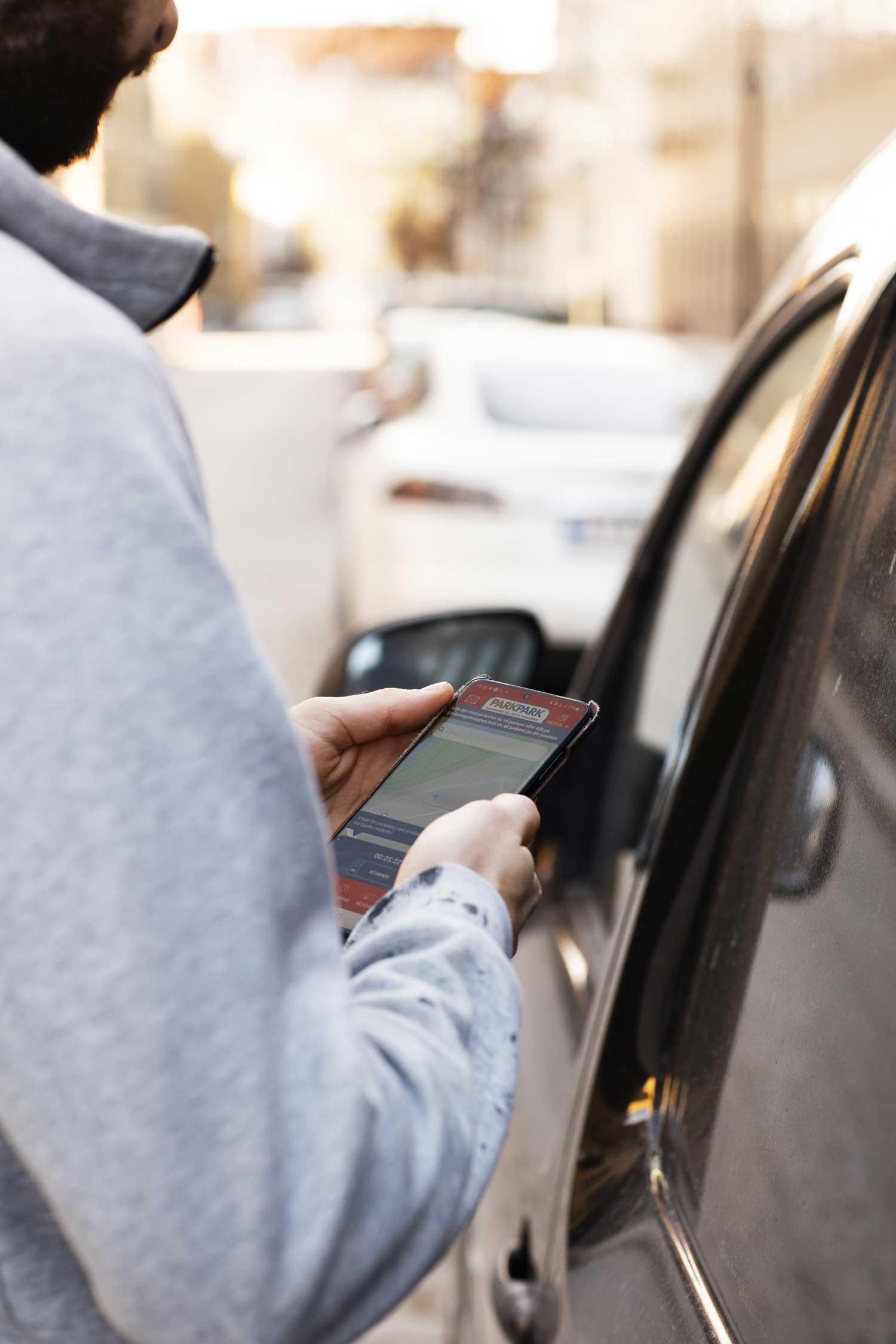 Nyheder - PARKPARK og Ordrestyring sikrer parkeringsgevinst til håndværkere