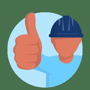 PARKPARK Erhverv - erhvervsparkering - Fordele ved PARKPARK Erhverv - Altid den billigste pris på erhvervsparkering ikon