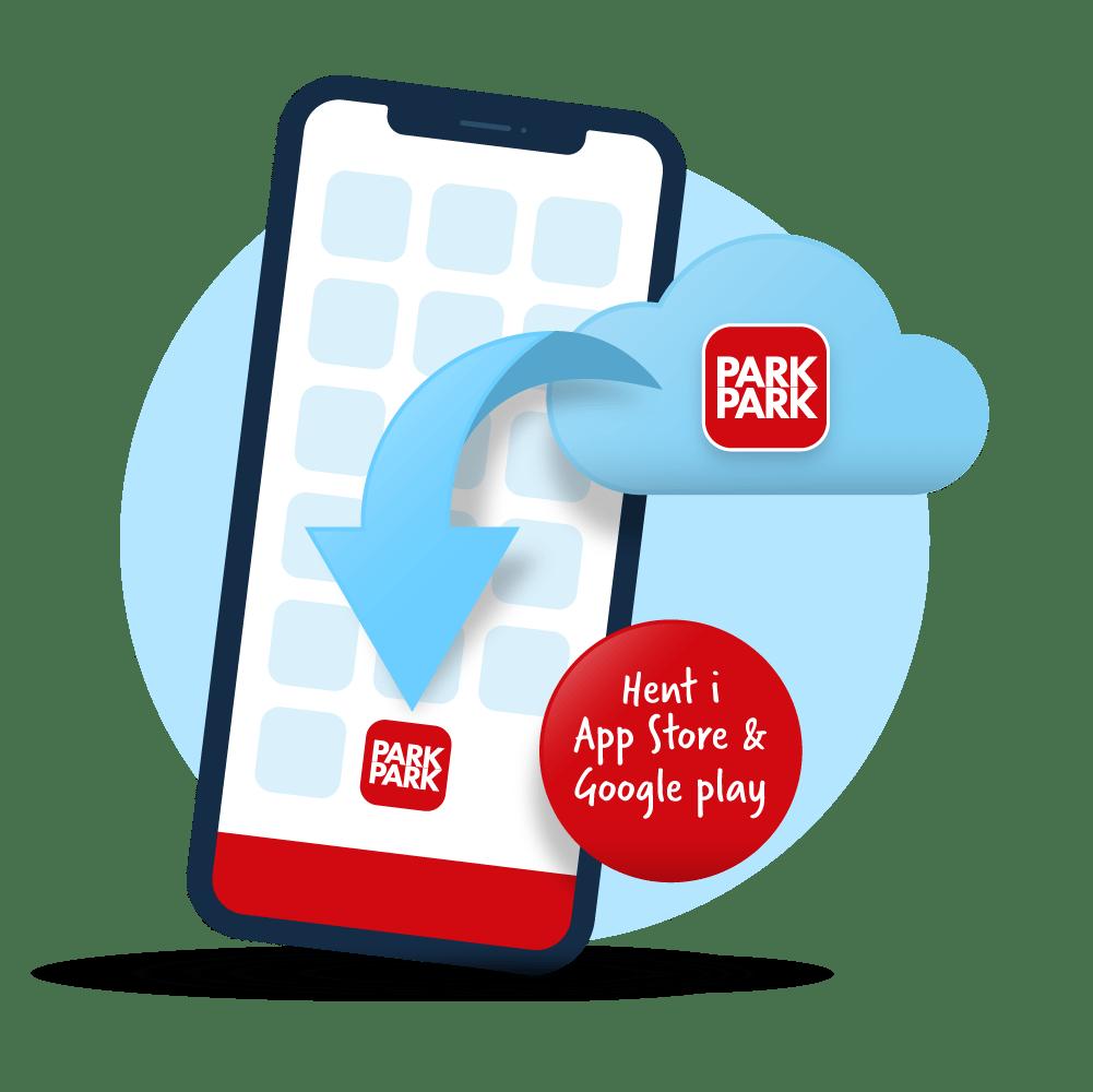 Download app - Hent app